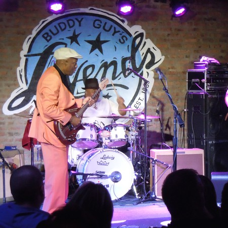 Buddy Guy's Legends   © Mickhintz/Wikipedia