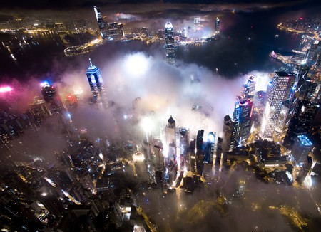 Urban Fog #01 | Courtesy of Andy Yeung