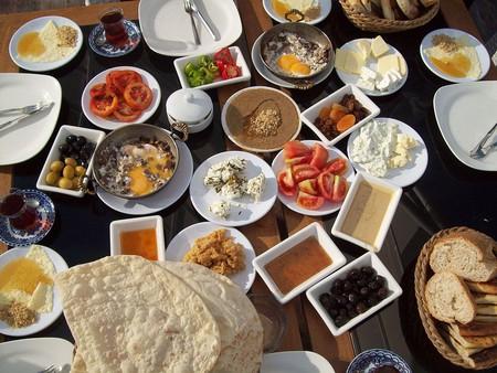 Turkish Breakfast | © Tanyel/WikiCommons