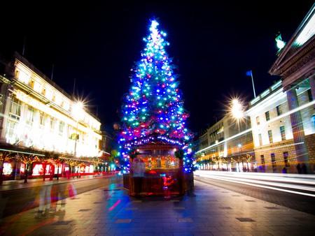 Dublin Christmas Lights   © Sebastian Dooris/Flickr
