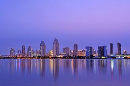 San Diego skyline © Nserrano/Wikipedia
