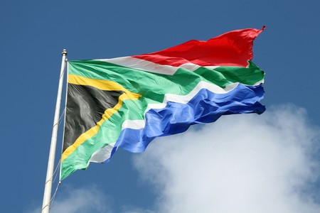 South African flag © Flowcomm/Flickr