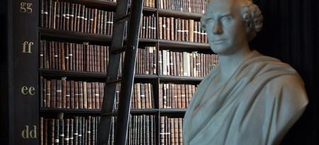 The Old Library, Trinity College Dublin   © Randi Hausken/Flickr