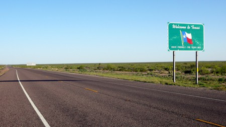 Welcome to Texas © Matthew Rutledge/Flickr
