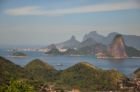 The bay, one of the first sights from the Portuguese explorers |© Rodrigo Soldon/Flickr