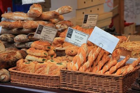 Bread at Borough Market|©GateC21/Flickr