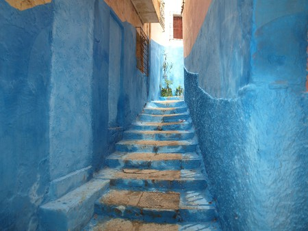 Chefchaouen | Photo: @pem153a0 Pixabay