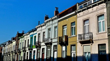 Homes of Brussels | © Warren Talbot/Flickr