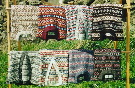 Fair Isle Jumpers | © WikiCommons