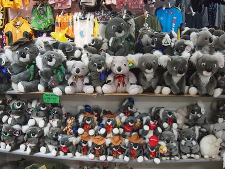 Koala souvenirs | © Bahudhara/WikiCommons