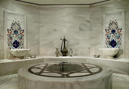 Hamam   Courtesy of the Ritz Carlton Istanbul