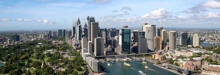 Sydney skyline   ©Beau Giles/WikiCommons