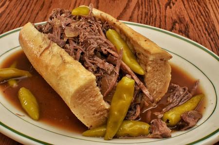 Italian Beef Sandwich | © jeffreyw/WikiCommons