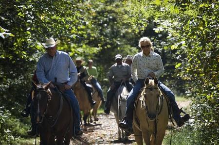 Horseback trail riding | © Virginia State Parks staff/WikiCommons