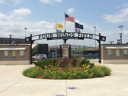 Four Winds Field | © WikiCommons