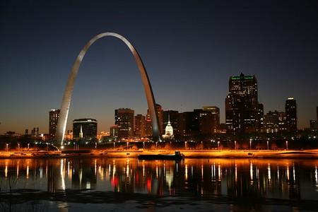 St Louis night | © Daniel Schwen/WikiCommons