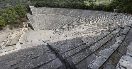 The theatre of Epidaurus | © Andreas Trepte/WikiCommons