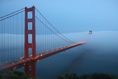 San Francisco fog © runner310/Wikipedia