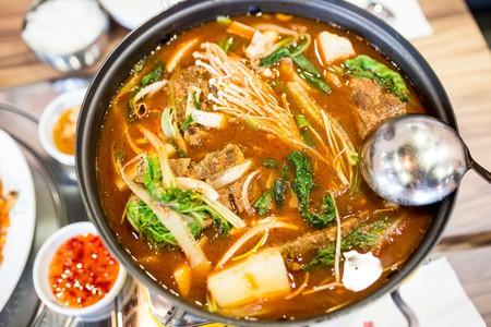 Korean food | © Terence Lim/Flickr