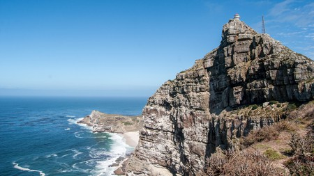 The Old Lighthouse looks out onto the Atlantic Ocean at Cape Point © Meraj Chhaya/Flickr
