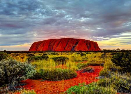 Uluru   © Andy Maguire/Flickr