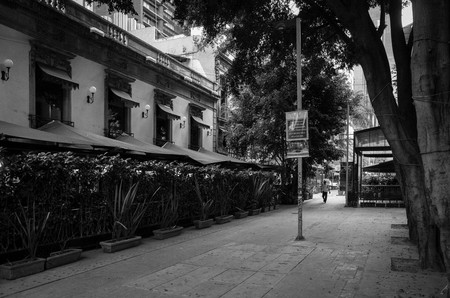 Zona Rosa in black and white | © Serge/Flickr