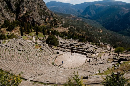 Delphi in October |© Clarence/Flickr