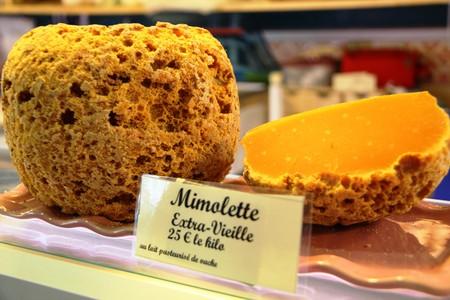 Queso Mimolette Extra Viejo de Leche de Vaca | © Javier Lastras/Flickr