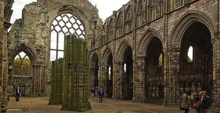 Holyrood Abbey | © dun_deagh/Flickr