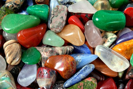 Colorful Stones | © Nicolas Raymond/Flickr