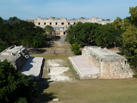 Ballcourt, Uxmal | © Rob Young/Flickr