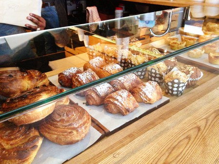 Pastries at Jason Bakery
