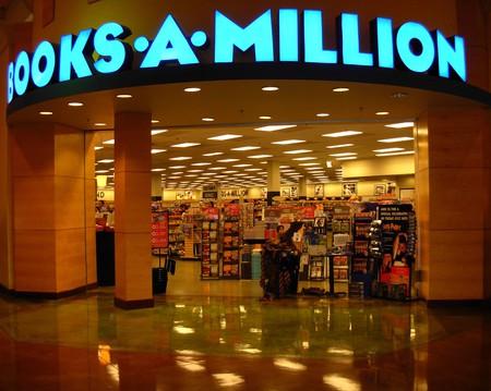 Books-A-Million   © brewbooks/Flickr