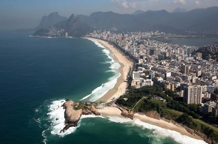 The coastline in Rio|© Fernando Maia | Riotur/Flickr