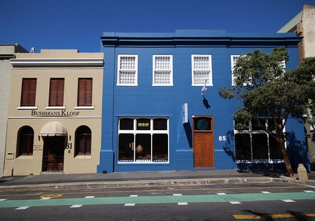 Refurbished colonial buildings in Bree Street © Magemu/WikiCommons