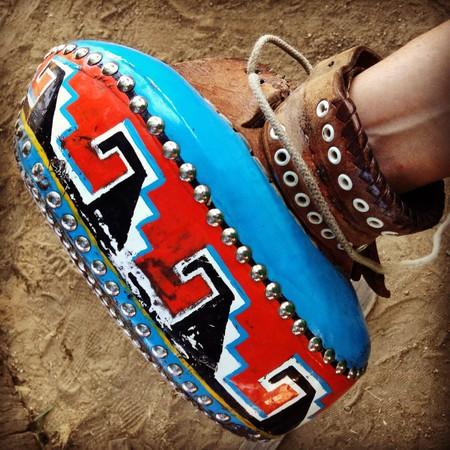 Pelota Mixteca glove | © Pixabay