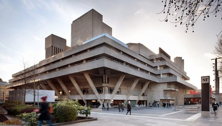 National Theatre | © Philip Vile