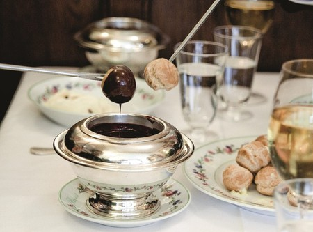 Benoit's profiteroles are a must-try
