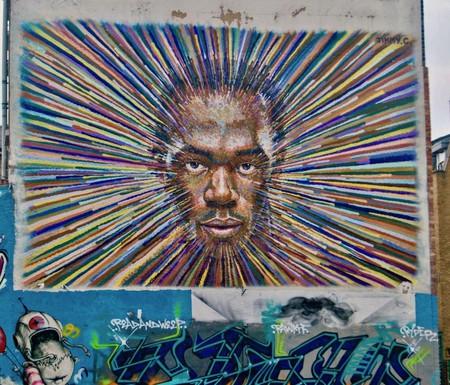 Usain Bolt Mural | © Loco Steve/Flickr