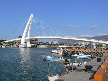 Lover's Bridge, Danshui   © Melonfly / Wikimedia