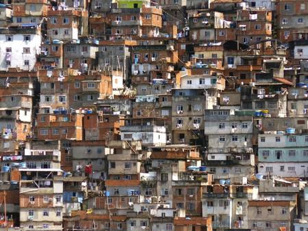 Favela  © Pēteris/WikiCommons