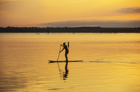 Stand-Up Paddleboarding | © Patrick Emerson / Flickr