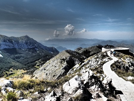 Mount Lovćen and no small amount of drama