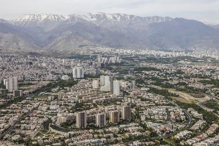 Tehran skyline | © Ninara / Flickr