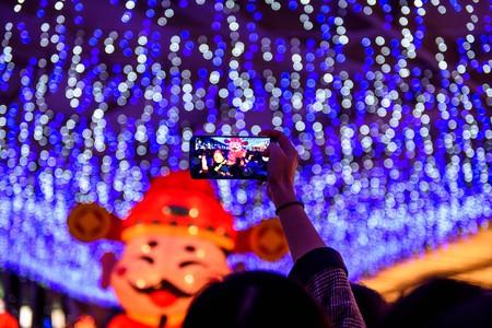 The Lantern Festival | © 白士 李
