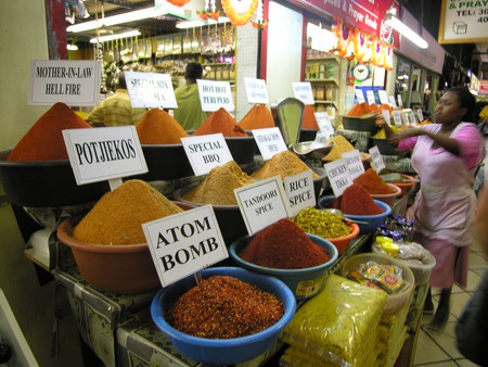 Spices at Indian markets in Durban|© Chris Eason / Flickr