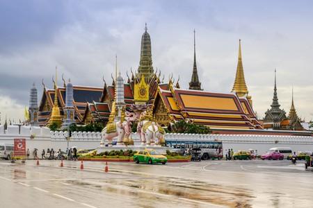 Wat Phra Kaew, Temple of the Emerald Buddha, Bangkok, Thailand | © Courtesy of PIVISO/Flickr