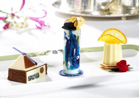 'Art Tea' at The Merrion Hotel, Dublin | Courtesy of The Merrion