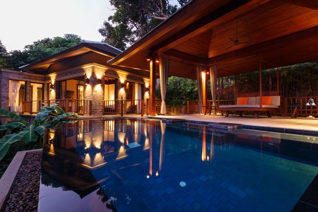 Cliff Pool Villa at Paresa Resort Phuket | ©  Courtesy of Paresa Resort Phuket