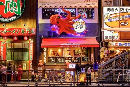 Osaka, Japan | © Pedro Szekely/Flickr